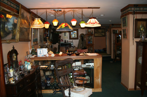 ... antique furniture and jewelry for every taste. We also take inventory  from estate sales and estate liquidation. Look below for some photos of the  shop ... - Antiques, Vintage Furniture, Antique Jewelry Buffalo, NY Side