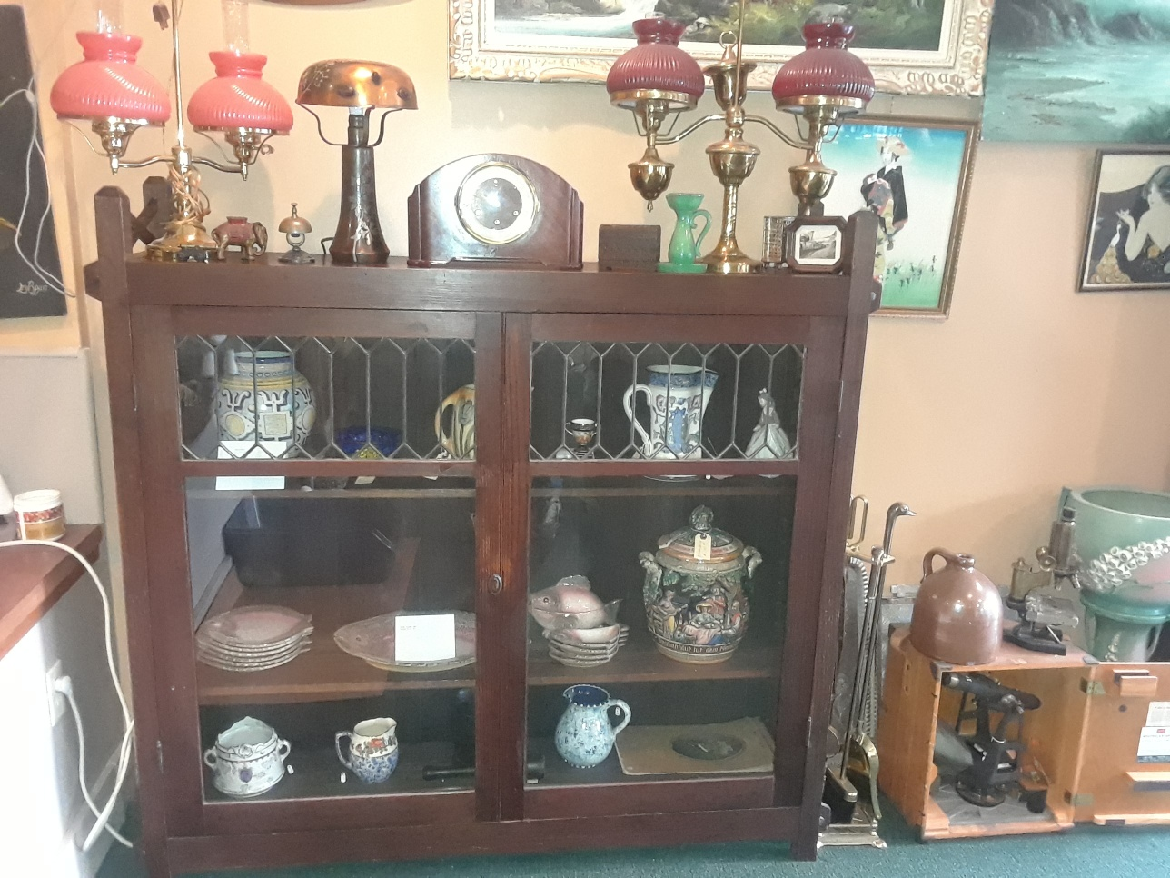 ... antique furniture and jewelry for every taste. We also take inventory  from estate sales and estate liquidation. Look below for some photos of the  shop ... - Antiques, Vintage Furniture, Antique Jewelry Buffalo, NY Side By